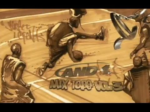 AND1 Mixtape Volume 3 - FULL VIDEO