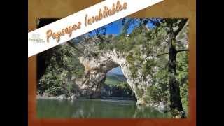 Vallon Pont d'Arc et les Gorges de l'Ardèche