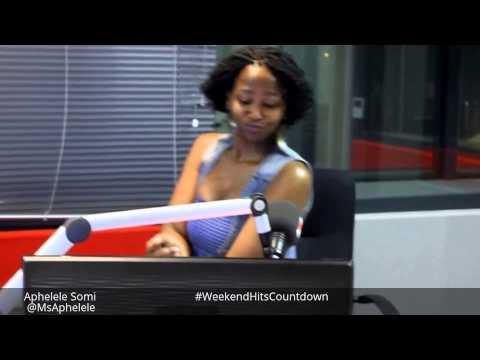 Aphelele Somi Grooving in Studio