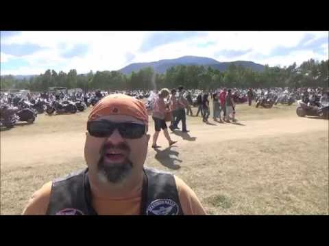 2016 red lodge mt  iron horse rodeo