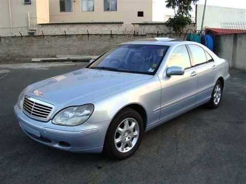 2001 mercedes benz s class s500 auto for sale on auto trader south africa youtube. Black Bedroom Furniture Sets. Home Design Ideas