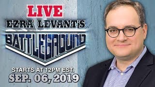 LIVE!  Ezra Levant of The Rebel takes your comments and questions!