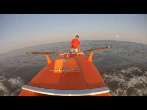 Strano punto di vista ai Bagni Perla (breve immersione a circa 300mt dalla costa)