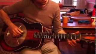 Guitar Lesson - I Will Turn Your Money Green. Jeremiah Lockwood