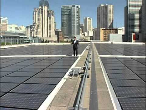 San Francisco Solar Google Maps Mashup