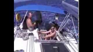видео Яхтенные круизы по Средиземному морю!