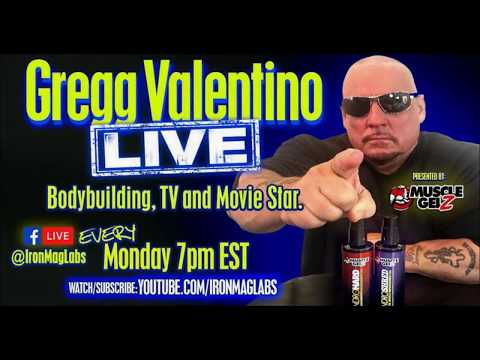 Gregg Valentino LIVE!! - Wheat Bread for Toilet Paper? / Jail Stories