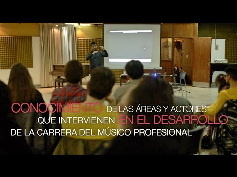 Seminario Producción e Industria Musical  |  Claudio E.  Herrera |  Video
