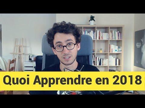 Ce qu'il faut connaître en 2018 pour coder sur le web