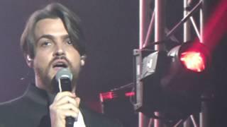 """17.12.2016 - Valerio Scanu """"Rinascendo"""" - Auditorium Parco della Musica (Roma)"""