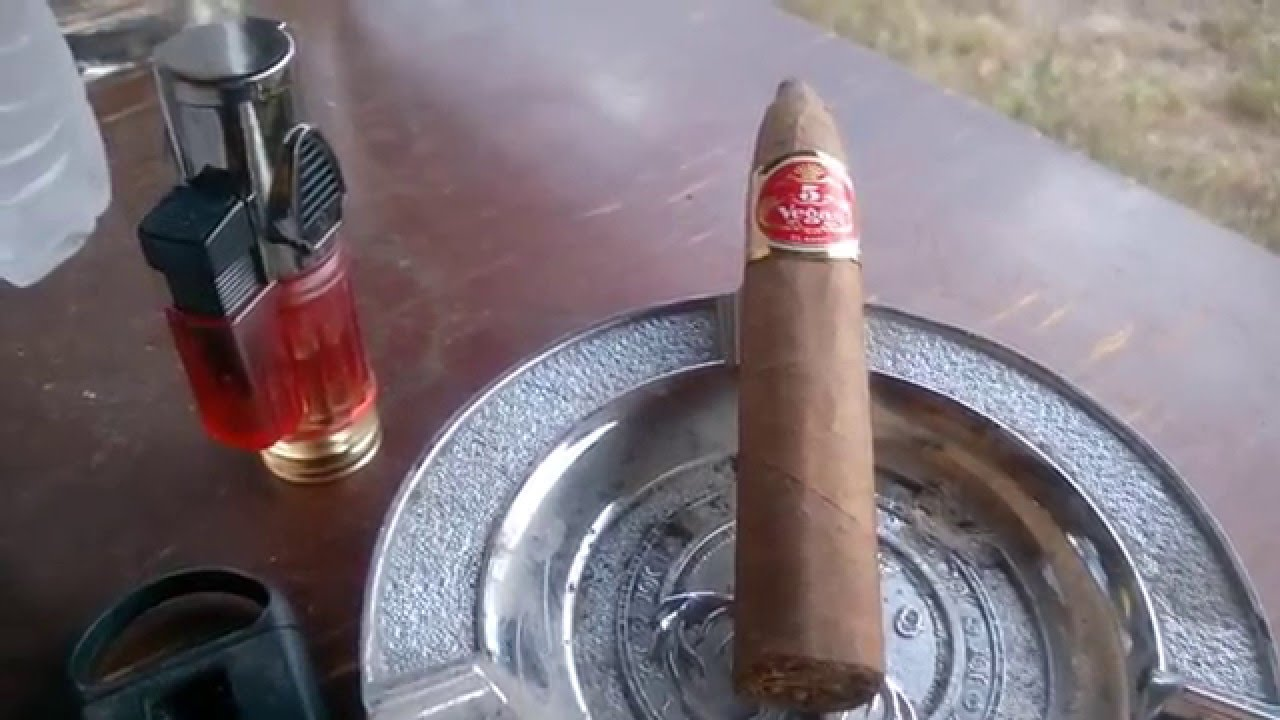 5 Vegas Classic Torpedo Cigar Review by Cigars & Whiskey - YouTube