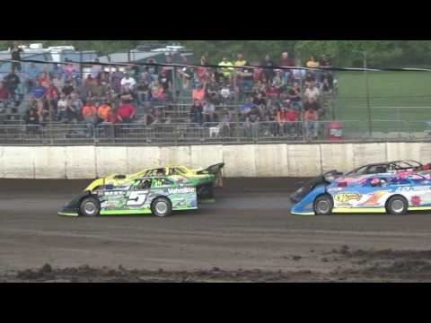 2016 Lucas Oil LaSalle Spring Shootout Heat Race Highlights