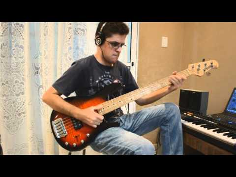Run For Cover - Fender American Deluxe Jazz Bass x Musicman StingRay5 20th