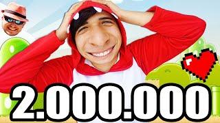 ¡ESPECIAL 2 MILLONES! 😍😂 RAPTORGAMER