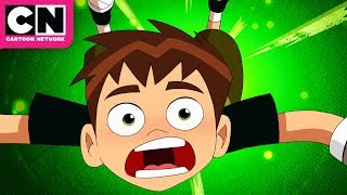 Ben's Big Race | Ben 10 | Cartoon Network