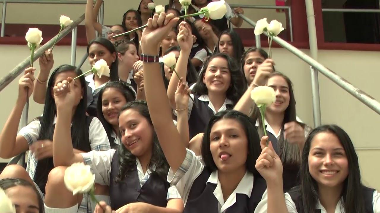 Himno Institucion Educativa Hogar Nazareth De Dosquebradas Youtube