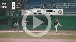 Torneio Nacional de Beisebol (Amador): Indians X Red Sharks