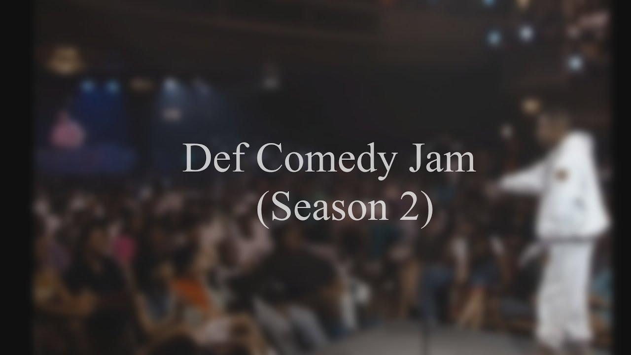 Download Def Comedy Jam (Season 2) Part 3
