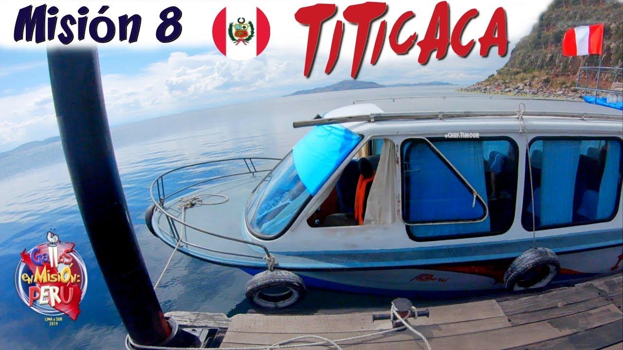 🇵🇪#8¿ABANDONADO EN EL LAGO TITICACA? 🇫🇷 | Travel | Perú