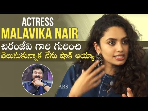Actress Malavika Nair Exclusive Interview About Taxiwala Movie | Manastars