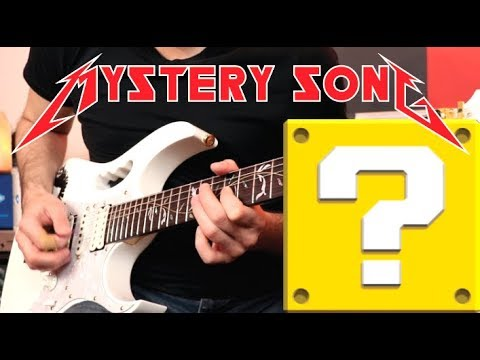 """The """"Mystery"""" Metallica Song (Can you guess what it is?)"""