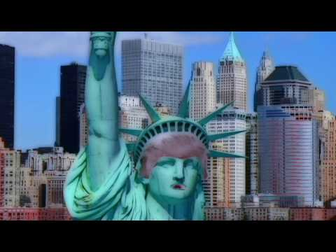 """Donald Trump Official President of the USA """"Statue of Liberty"""""""