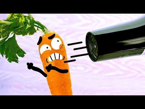 Des choses bizarres dans le réfrigérateur – TRUC-LAND