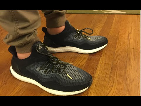 Adidas Ultra Boost Uncaged Lacing