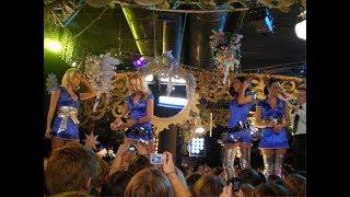 Блестящие - Новогодняя песня (Новый Год на МУЗ ТВ 2008)