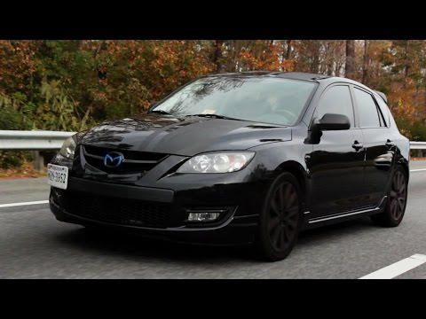 2009 MazdaSpeed3 Review