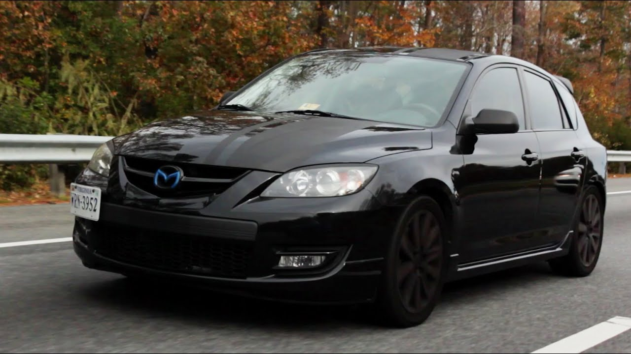 2009 Mazdaspeed3 Review Youtube