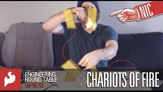 SparkFun Engineering Roundtable #22 DIY Heated Seats