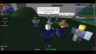 Roblox A.P.N., Secret mission, Part 1, Undercover