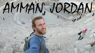 Amman, Jordan: Tour From My Hotel to Ancient Roman Ruins