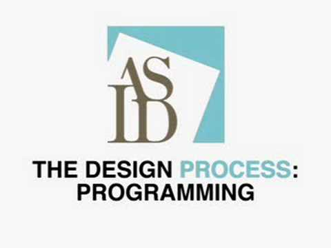 The interior design process youtube for Interior design process