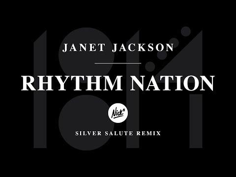 Janet Jackson – Rhythm Nation (Silver Salute Remix)