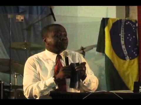 Pr Seraph Nguenge - da Africa