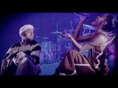 The Way - Ariana Grande & Mac Miller Live in Tokyo Japan at The Dangerous Woman Tour (HD)