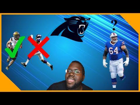 The Carolina Panthers OTA Battles You Must Watch!! Richie Incognito A Carolina Panther!!|LCameraTV
