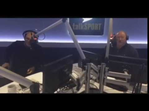 Alan Brazil Hosts John Terry Tribute To Frank Lampard - talkSPORT