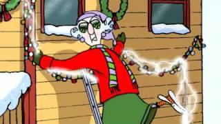 Crabby Christmas Blues
