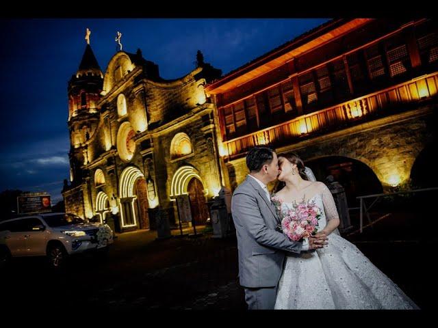{ Alkim + Cherry } Grass Garden Resort, Barasoain Church & Palazzo Venezia | Bulacan Wedding Package