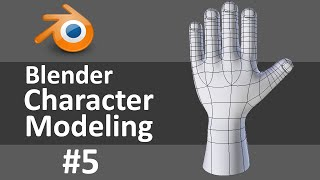 Blender Character Modeling 5 of 10