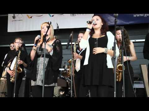 Garforth Jazz Rock Band at Garforth Arts Festival 2011 - Do Your Thing