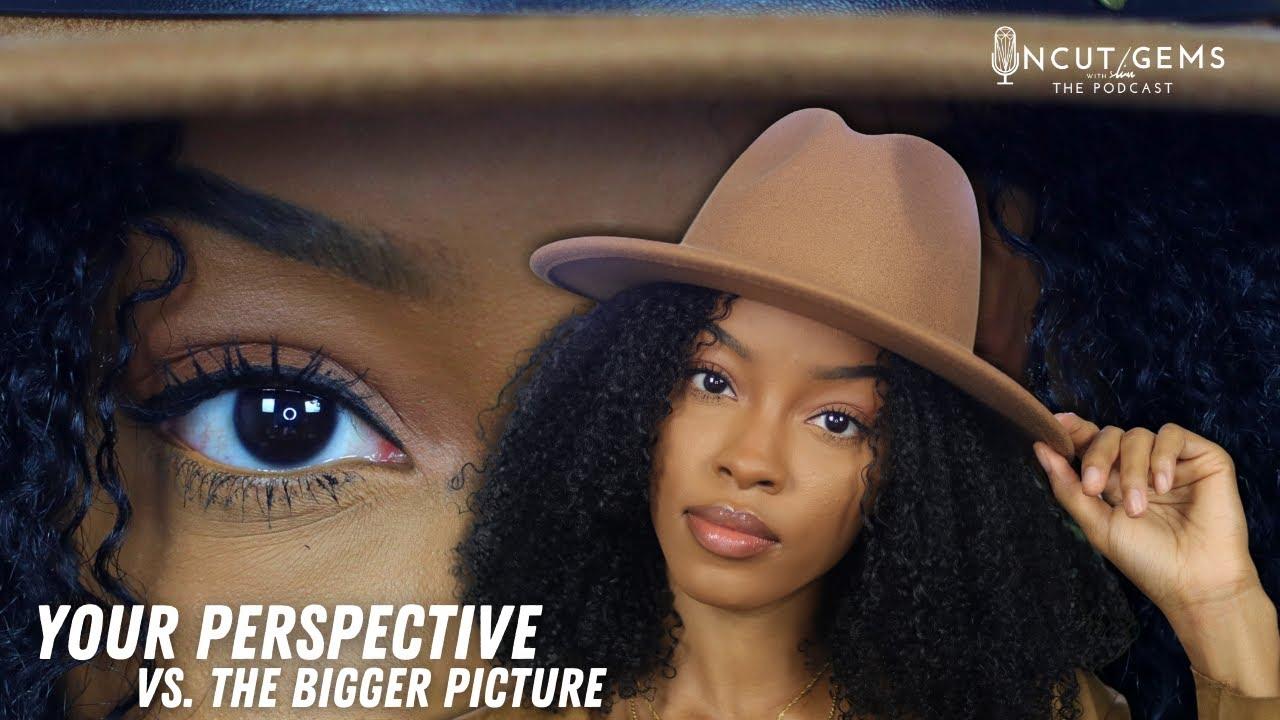 Slim Reshae Talks Perspective + The Bigger Picture   Uncut Gems with Slim