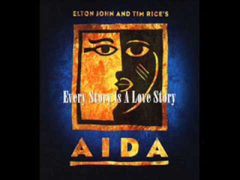 Aida  Every Story is A Love Story and Fortune Favors The Brave