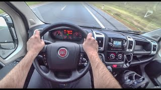 Fiat Ducato | 4K POV Test Drive #149 Joe Black