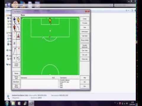 Programma per schemi calcio gestione esercitazioni calcio for Programma ikea per arredare download