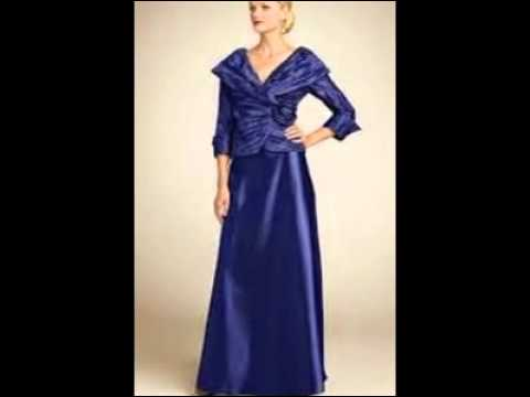 Used Mother Of The Bride Dresses - YouTube