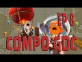 Compo GDC - Les Papys Warriors attaquent ! EP 8 Clash of Clans